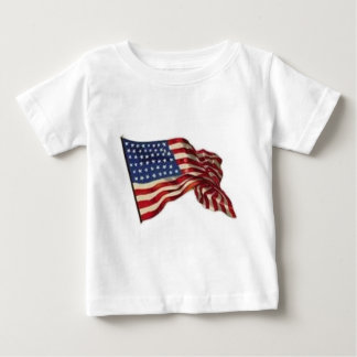 Long May She Wave - Flag Baby T-Shirt
