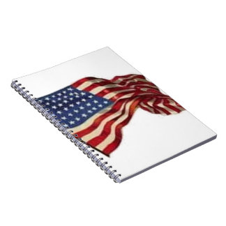 Long May She Wave - Flag Notebooks