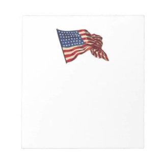Long May She Wave - Flag Notepad
