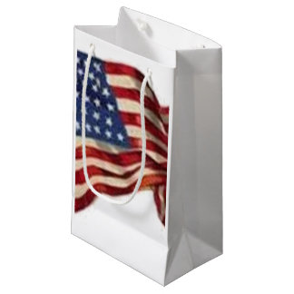 Long May She Wave - Flag Small Gift Bag