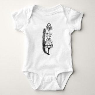 Long Neck Alice Baby Bodysuit