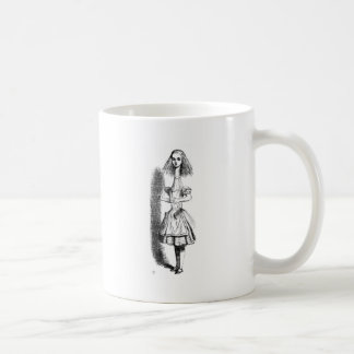 Long Neck Alice Coffee Mug