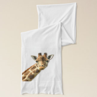 Long Necked Giraffe Scarf
