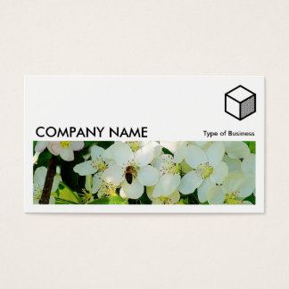 Long Picture 0101 (logo) - Making Honey Business Card