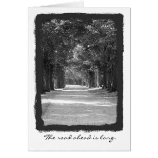 Long Road Card
