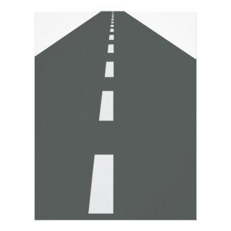 Long Road Letterhead