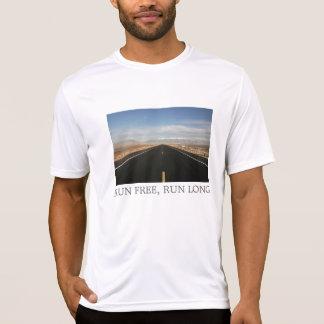 long-road, RUN FREE, RUN LONG T-Shirt