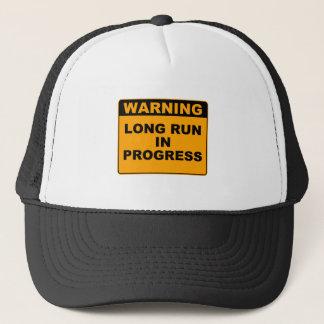 Long Run in Progress! Trucker Hat
