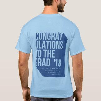 LONG SHADOW CONGRATS TO THE GRAD T-Shirt