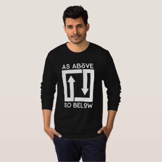 Long Sleeve AASB Black T-Shirt