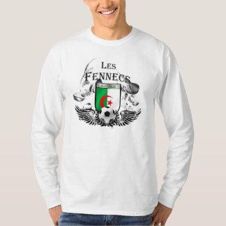 Long sleeve Algeria Les Fennecs football shirt