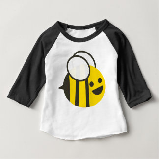 Long sleeve Baby Bumbling Bumble Bee Tee