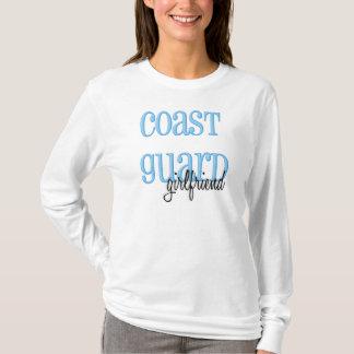 Long Sleeve- Coast Guard Girlfriend T-Shirt