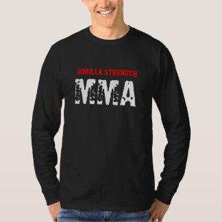 Long Sleeve Gorilla Strength MMA Shirt