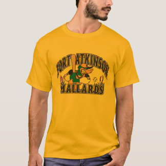 Long sleeve men's Mallards tee