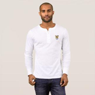 Long sleeve men's unique shirt