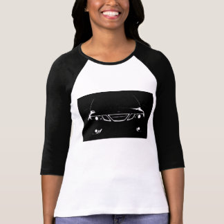 Long Sleeve Saab Womans Shirt