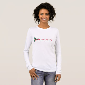Long Sleeve Soul Holidays T- Shirt