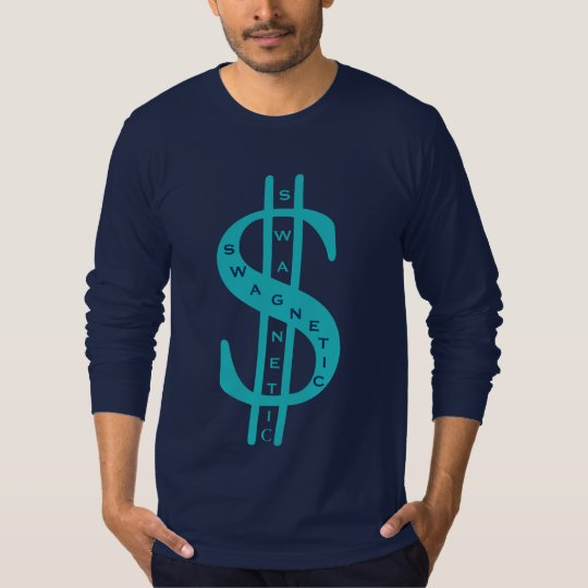 Long Sleeve Swagnetic Shirt. T-Shirt