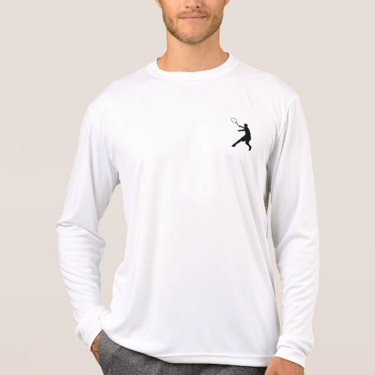 Long sleeve tennis shirt | Active sweat control