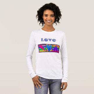 Long sleeved Love T-shirt