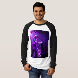 Long Sleeved Steve in Concert T-Shirt
