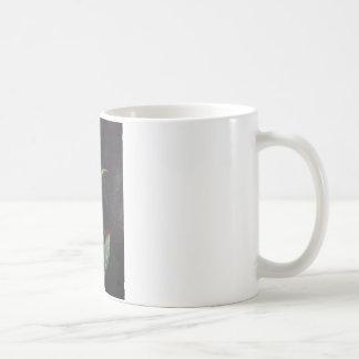 Long Stem Rose Classic White Coffee Mug