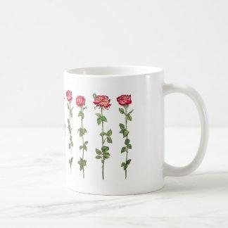 Long-stem Roses Basic White Mug