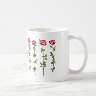 Long-stem Roses Coffee Mug