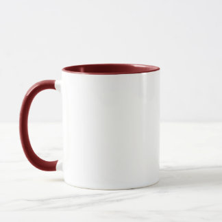 Long Stemmed Rose Happy Valentine's Day Mug