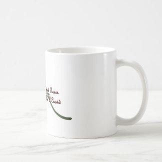 Long Stemmed Roses Classic White Coffee Mug