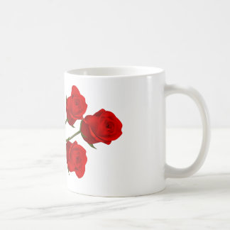 Long Stemmed Roses Coffee Mug