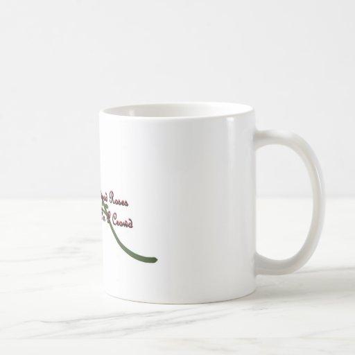 Long Stemmed Roses Coffee Mugs