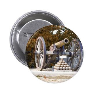 Long Street Memorial Gettysburg 2 Inch Round Button