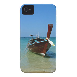 long tail boat in thailand Case-Mate iPhone 4 cases