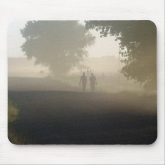 Long Walk Home Mouse Pad