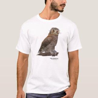 Long-whiskered Owl T-Shirt