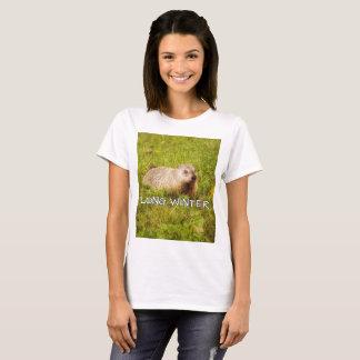 Long winter t-shirt