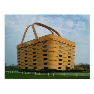 Longaberger Basket Company Postcard