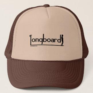 Longboard Brazil Trucker Hat