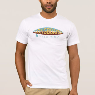 Longboard Consulting front only T-Shirt