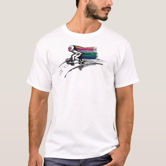LONGBOARD DOWNHILL T-Shirt