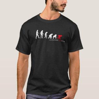 Longboard Evolution Dark T-Shirt