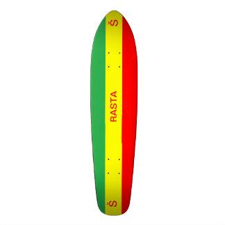 longboard planches à roulettes customisées