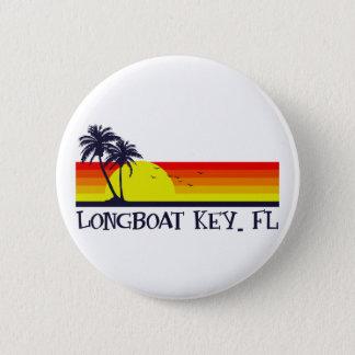 Longboat Key Florida 2 Inch Round Button