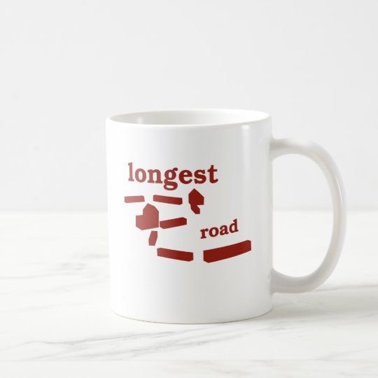 Longest Road! Coffee Mug