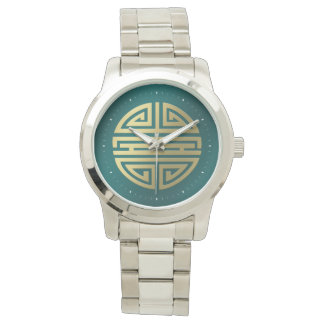 Longevity | Awesome Chinese Character Watch