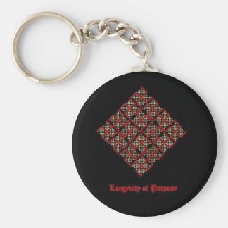Longevity of Purpose Keychain