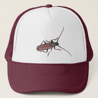 Longhorn Beetle Coordinating Items Trucker Hat