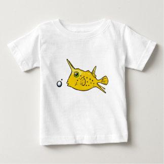 Longhorn Cowfish Baby T-Shirt